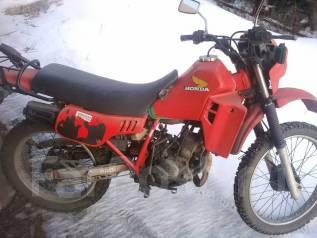Honda. 50 куб. см., исправен, без птс, с пробегом
