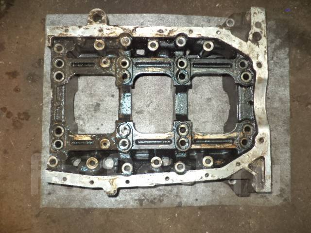 Масляный картер. Mazda: Cronos, MPV, Eunos 500, MX-6, Efini MS-8, Autozam Clef Двигатель KFZE