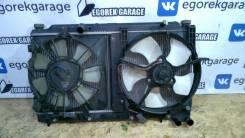Радиатор охлаждения двигателя. Honda Fit, GD4, GD3, GD2, GD1 Двигатель L15A