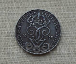 Швеция 5 эре 1946 (иностранные монеты)