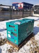 Дизель-генераторы. 3 318 куб. см.