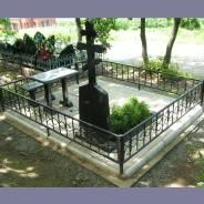 Работы на кладбище Недорого! Опалубка, установка оградок и столов.