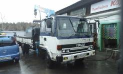 Isuzu Forward. , 6 490 куб. см., 5 000 кг.