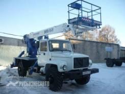 ГАЗ. Продается автовышка 18 метров, 5 300 куб. см., 18 м.