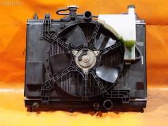 Радиатор охлаждения двигателя. Nissan Bluebird Sylphy, NG11, G11, KG11 Nissan Tiida, C11, SC11, NC11, G11, KG11, NG11