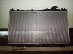 Радиатор охлаждения двигателя. Honda Civic Ferio, ES3, CBA-ES3, CBAES3 Двигатели: D17A, D17