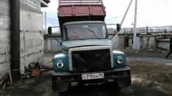 ГАЗ 3307. Газ 3307, 4 500 куб. см., 4 000 кг.