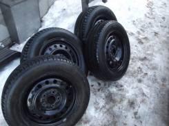 Комплект колёс R15. x15 5x114.30 ET-38 ЦО 65,0мм.