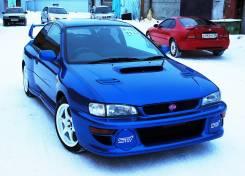 Обвес кузова аэродинамический. Subaru Impreza, GFA, GC8, GC6, GF8, GC4, GF6, GC2, GF5, GC1, GF4, GF3, GF2, GF1