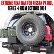Бампер. Nissan Safari Nissan Patrol, Y61. Под заказ