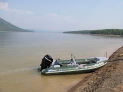 Skyboat. Год: 2011 год, длина 4,60м., двигатель подвесной, 60,00л.с., бензин