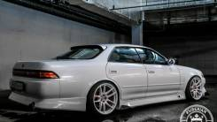 Toyota Mark II. Документы Mark 2 JZX90. 1993 год. Полная пошлина