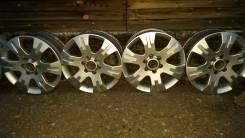 Nissan. 7.0x16, 6x114.30, ET30, ЦО 62,0мм.