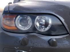 Фара. BMW X5, E53 Двигатели: N62B48, M57D30T, M54B30, M62B44T, N62B44