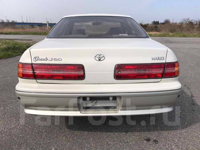 Toyota Mark II. JZX101, 2JZGE