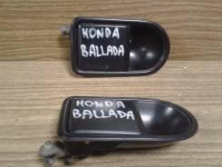 Ручка двери внешняя. Honda Ballade