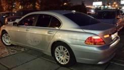 BMW 7-Series. E65, N62B36A