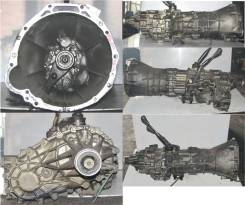 Механическая коробка переключения передач. Nissan Terrano, WHYD21 Двигатель VG30E