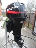 Mercury. 40,00л.с., 4х тактный, бензин, нога L (508 мм), Год: 2003 год