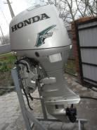 Honda. 40,00л.с., 4х тактный, бензин, нога L (508 мм), Год: 2006 год