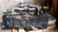 Двигатель в сборе. Subaru Legacy, BL, BL5, BP5 Двигатели: EJ20, EJ204