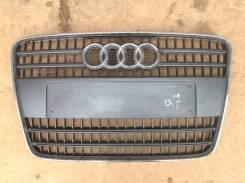 Решетка радиатора. Audi Q7 Двигатели: BAR, BHK, BTR, BUG, BUN