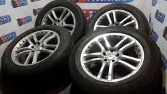 Комплект оригинальных колес Mercedes R-Class. 8.0x18 5x112.00 ET67 ЦО 66,6мм.