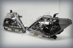 Фары с бегающим поворотником Nismo Patrol (Патрол Нисмо)Y62
