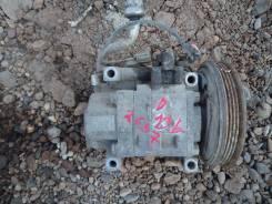 Компрессор кондиционера. Honda Logo, GF-GA5, GA3, E-GA3, GF-GA3 Двигатель D13B