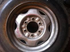 Nissan. 10.0x15.5, 6x135.00, ET0, ЦО 95,3мм.