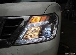 Фара. Nissan Patrol, SUV, Y62. Под заказ