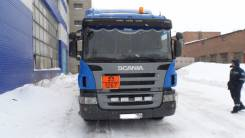 Scania P380CA 6x4 NHZ New Griffin 6x4. Scania P 380, 11 705 куб. см., 28 100 кг.