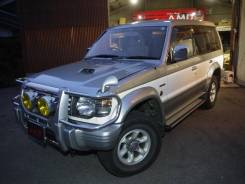 Mitsubishi Pajero. автомат, 4wd, 2.8, дизель, 99 000 тыс. км, б/п, нет птс. Под заказ