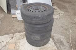 Bridgestone Dueler H/L. Летние, 2014 год, износ: 10%, 4 шт