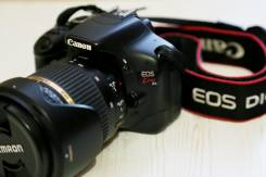Canon EOS 550D Body. 15 - 19.9 Мп, зум: без зума