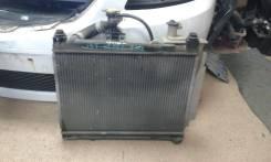Радиатор охлаждения двигателя. Toyota Probox, NCP50V, NCP50 Двигатель 2NZFE