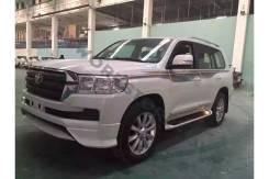 Обвес кузова аэродинамический. Toyota Land Cruiser, UZJ200W, VDJ200, J200, URJ202W, GRJ200, URJ200, URJ202, UZJ200. Под заказ