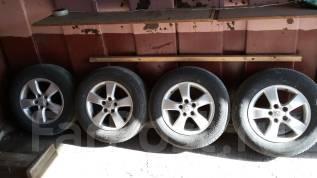 Комплект летних колес 215/70R16. x16