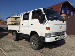 Toyota Town Ace. Продам Toyota Toyoace 4WD, 2 000 куб. см., 1 500 кг.