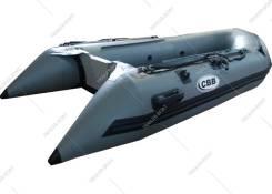Лодка моторная СВВ Mistral E, 3600 х1680 мм, 5 мест. Год: 2016 год, длина 3,60м., двигатель подвесной, 20,00л.с., бензин