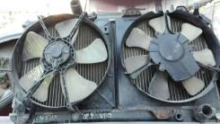 Радиатор охлаждения двигателя. Toyota Corona