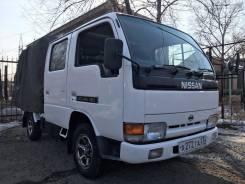 Nissan Atlas. Продам отличный грузовик ниссан атлас4*4, 2 700 куб. см., 1 250 кг.