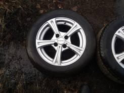 Продам колёса. 6.0x14 4x100.00 ET38