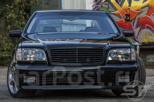 Обвес кузова аэродинамический. Mercedes-Benz S-Class, W140