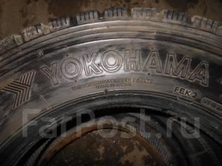 Yokohama TY228. Зимние, без шипов, 2012 год, износ: 30%, 1 шт