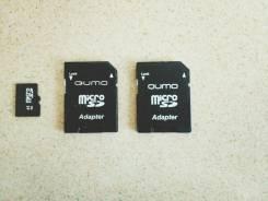 MicroSD. интерфейс SD