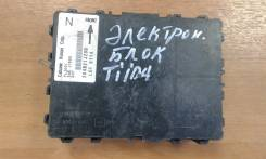 Блок управления двс. Nissan Tiida, C11 Двигатель HR15DE