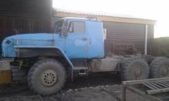 Урал. Продаётся тягач урал, 12 000 куб. см., 20 000 кг.