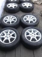 Колеса Zetro C4 195/65R15 2013 г/в износ 5% Литье 5/100. 6.0x15 5x100.00 ET43 ЦО 73,0мм.