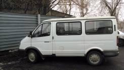 ГАЗ 2217 Баргузин. ГАЗ 2217, 2 890 куб. см., 6 мест